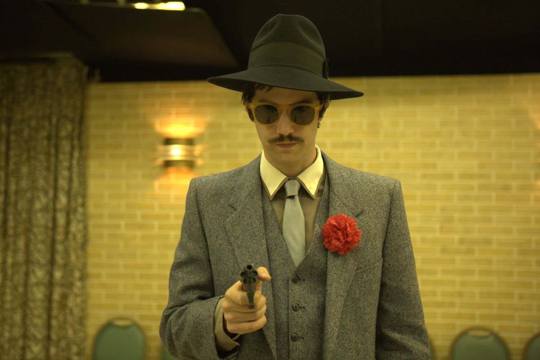 Джентльмен грабитель 1