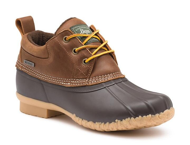 G.H.Bass Watervale Duck Boot 90 usd