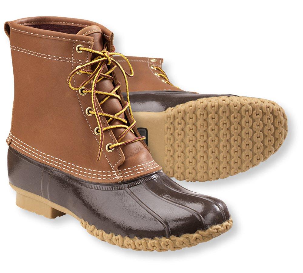 L.L. Bean Duck Boots 14300 rub