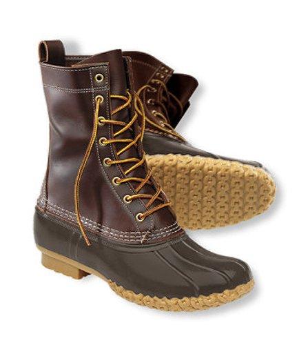 L.L. Bean Duck Boots 9750 rub