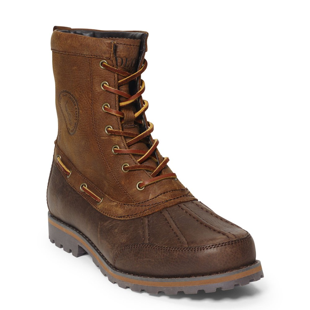 Polo Ralph Lauren Whitsand Leather Boot $159