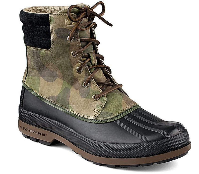 Sperry Cold Bay Boot Camo $160