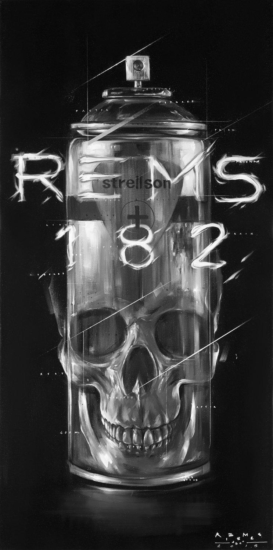 Strellson x REM182 2