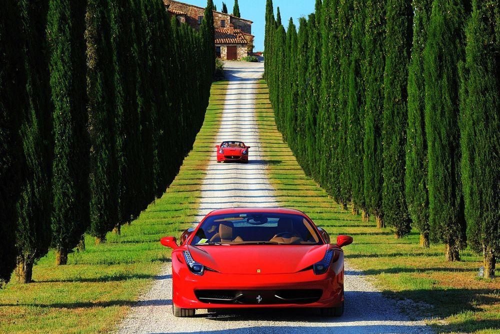 Ferrari Italy Tour 2