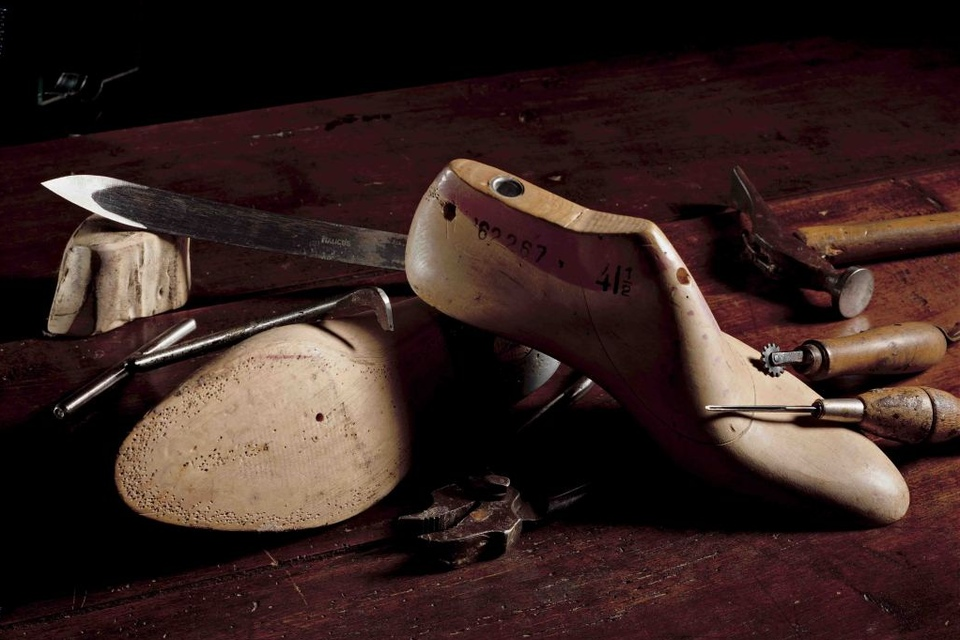 Santoni Shoe Making 3