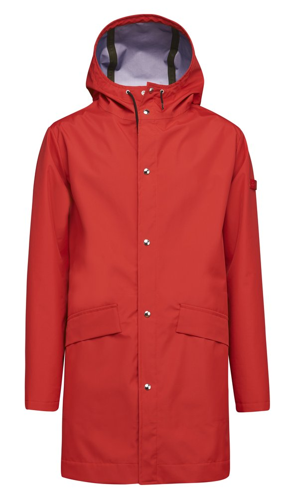 Peuterey Raincoat Red