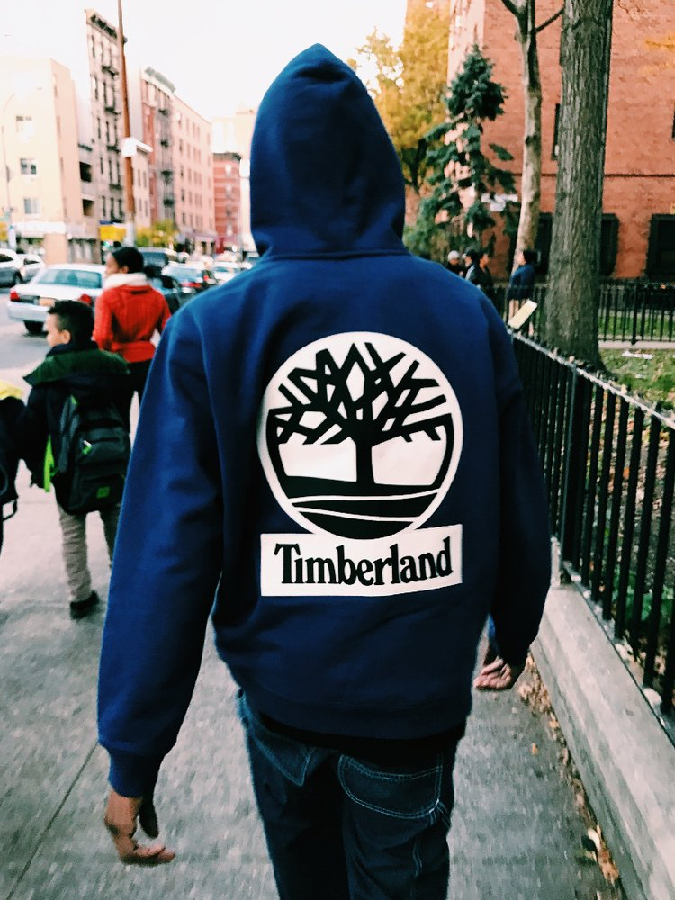 Supreme x Timberland 2