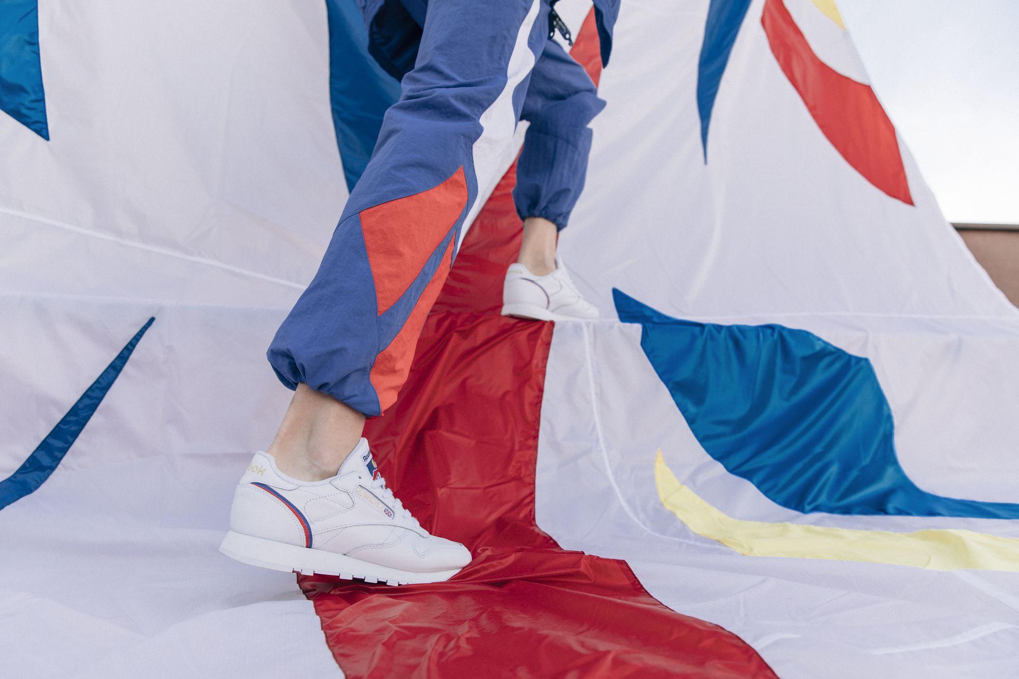 спортивный костюм reebok vector