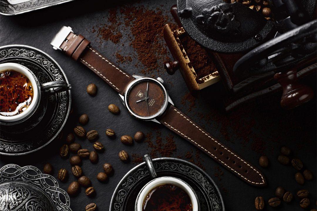 часы кофе bwd bamford watch department badgerworks tag heuer carrera tropical coffee