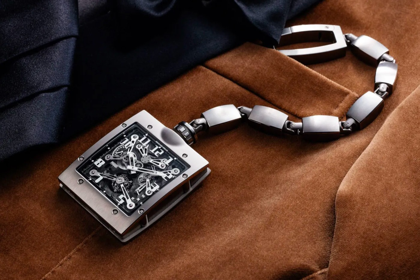 richard mille rm 020 tourbillon карманные часы