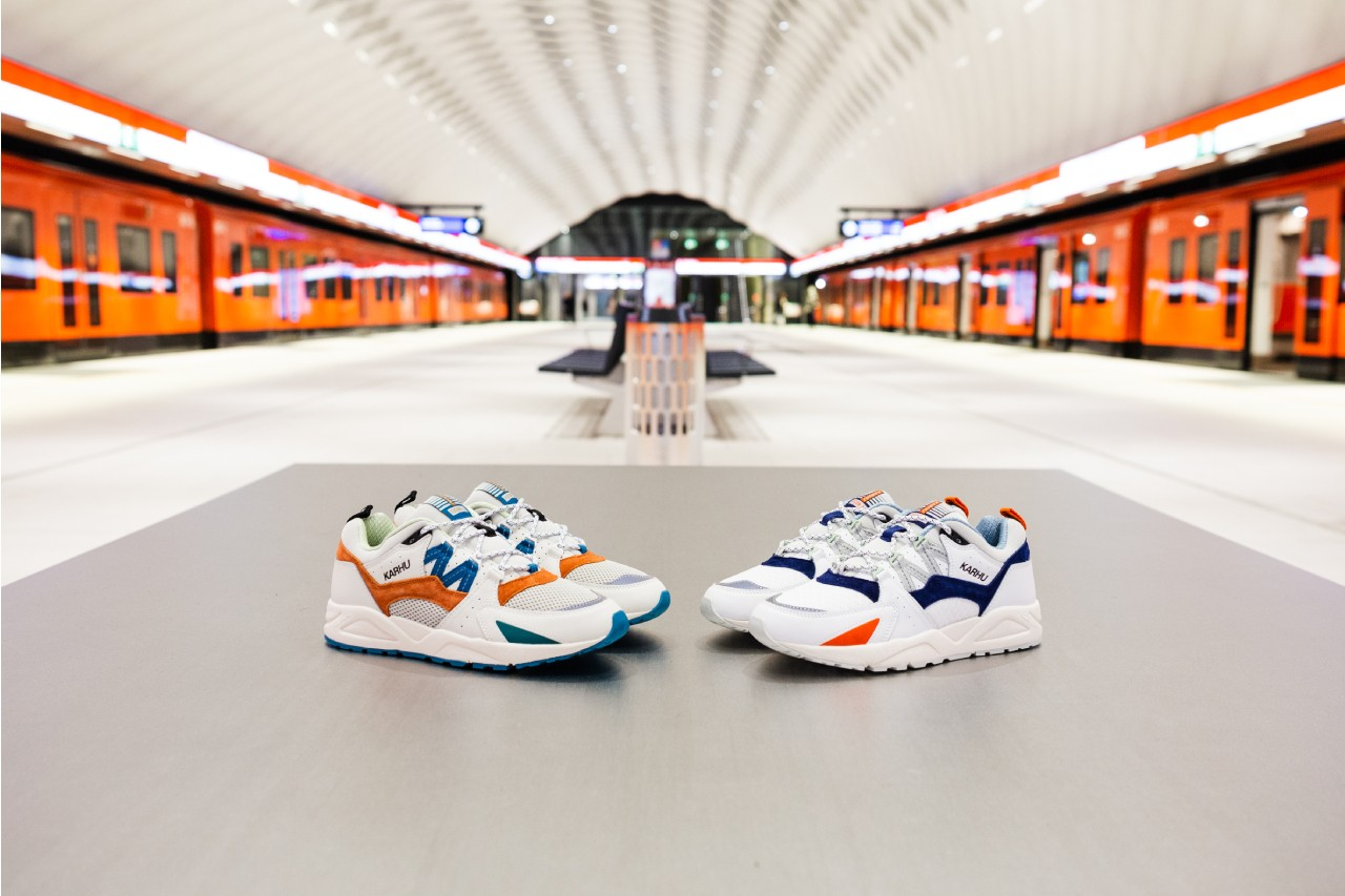 кроссовки karhu fusion 2.0 метро хельсинки