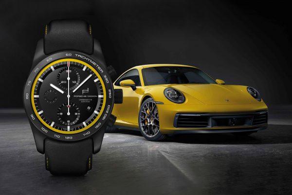 porsche design timepieces chronotimer series 1 watch часы 911