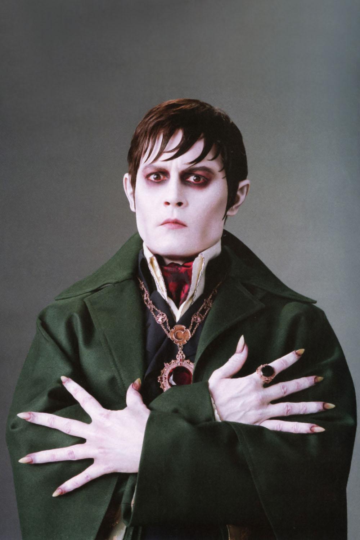 самые стильные вампиры барнабас коллинз джонни депп мрачные тени dark shadows barnabas collins