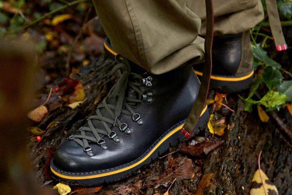 хайкинговые ботинки fracap m120 maharishi