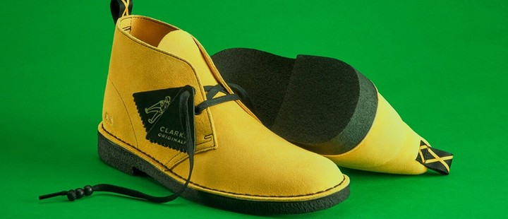 дезерты clarks originals jamaica pack